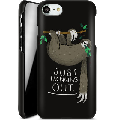 Apple iPhone 8 Smartphone Huelle - Just Hanging Out von Louis Ros