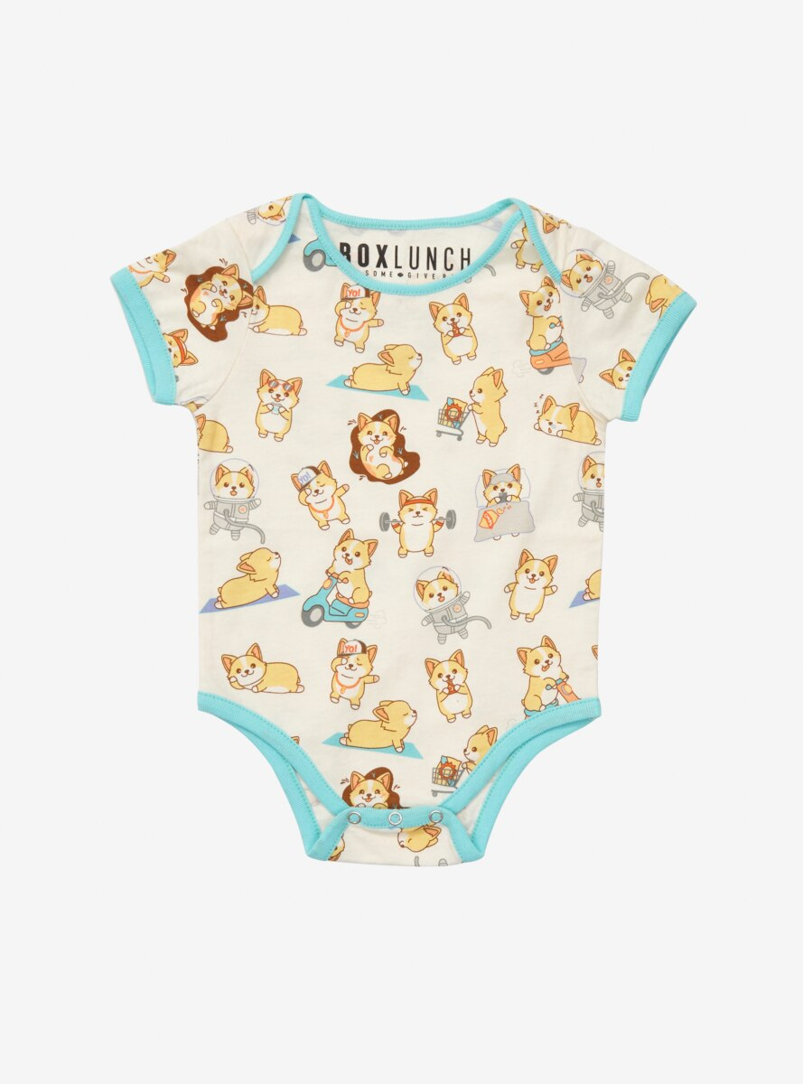 Corgi Doin Things Infant Bodysuit - BoxLunch Exclusive