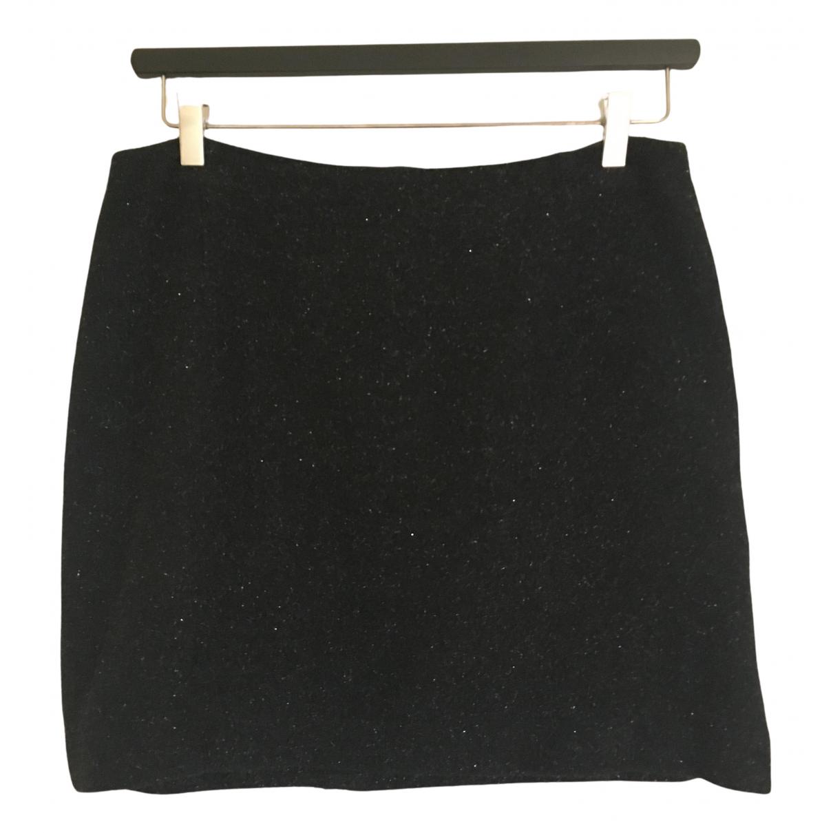Chanel N Blue Cotton skirt for Women 44 FR