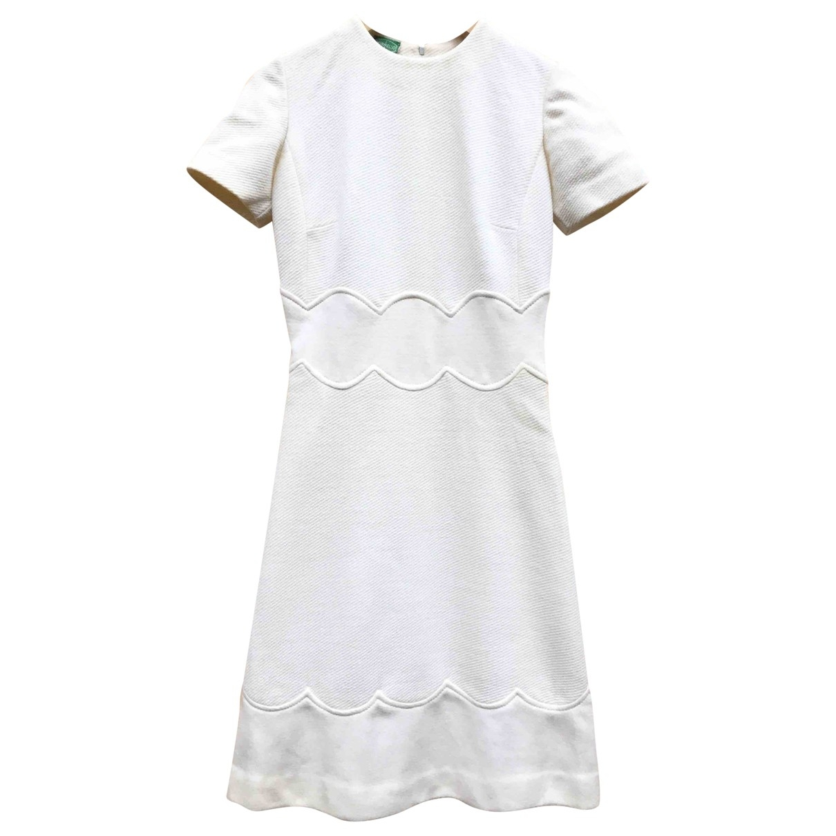 Non Signé / Unsigned \N Wool dress for Women S International