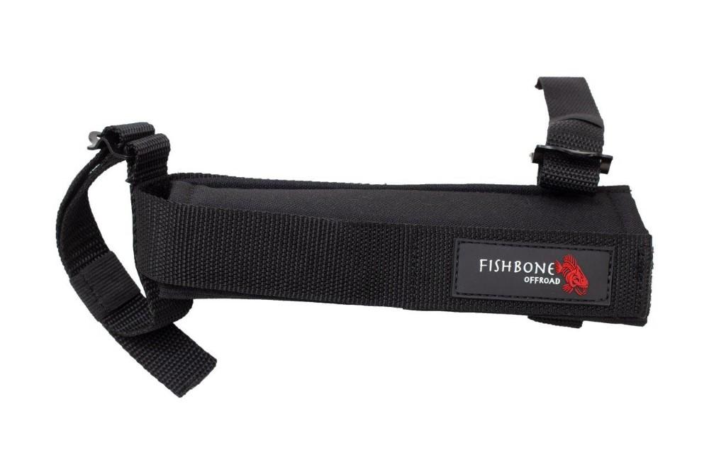 Fishbone Offroad FB55158 Roll Bar Flashlight Holder Jeep Wrangler JL 2-Door 18-20