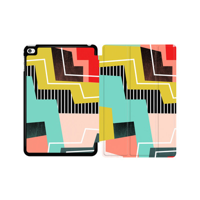 Apple iPad mini 4 Tablet Smart Case - Color Block I von Susana Paz
