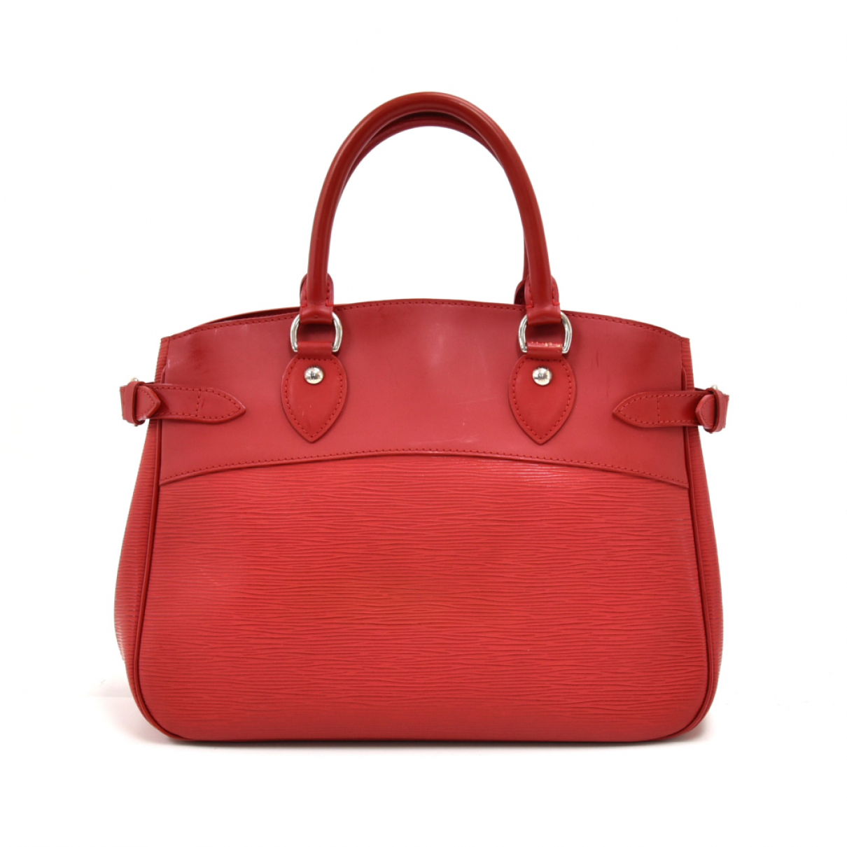 Louis Vuitton Passy Red Leather handbag for Women N