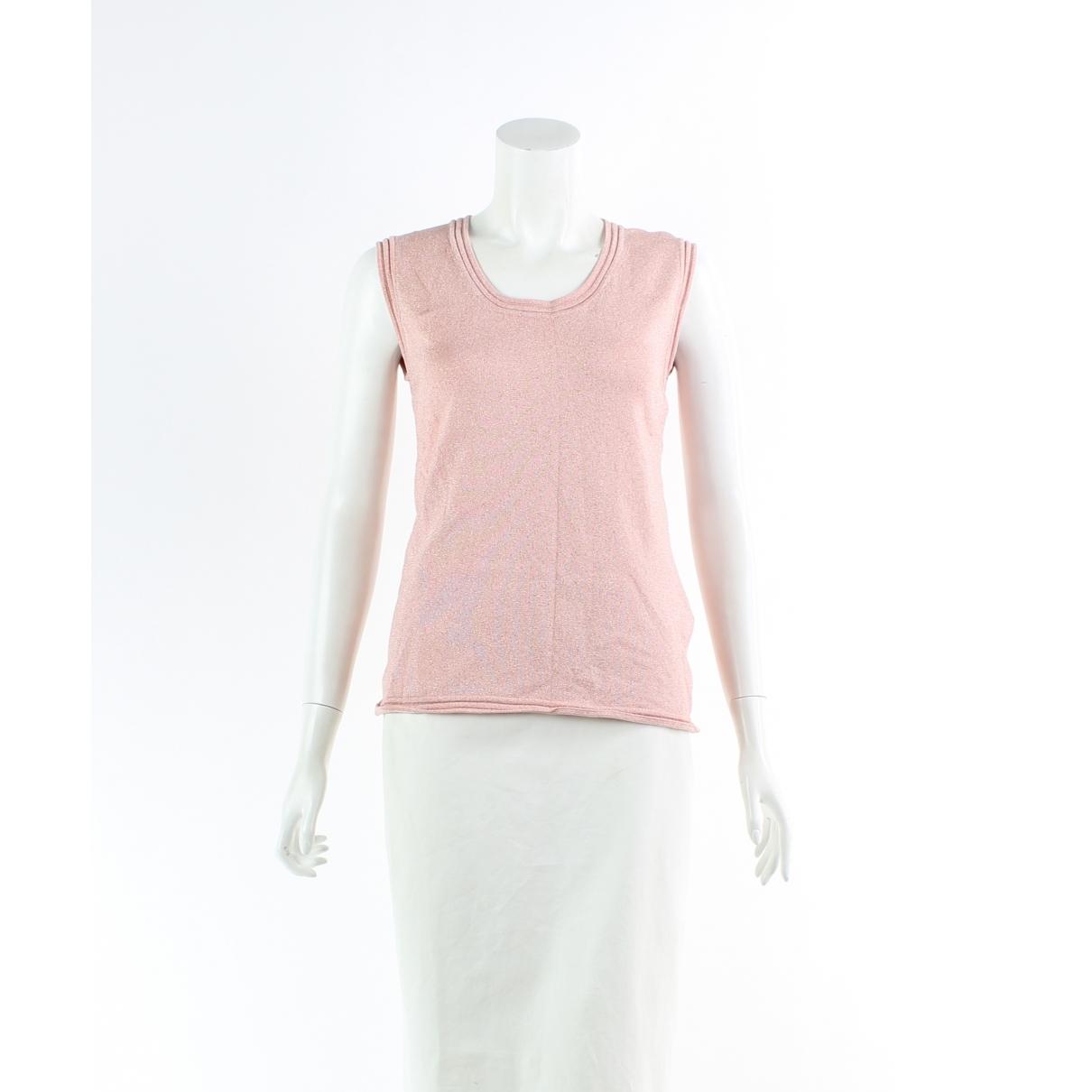 M Missoni \N Pink  top for Women 44 FR