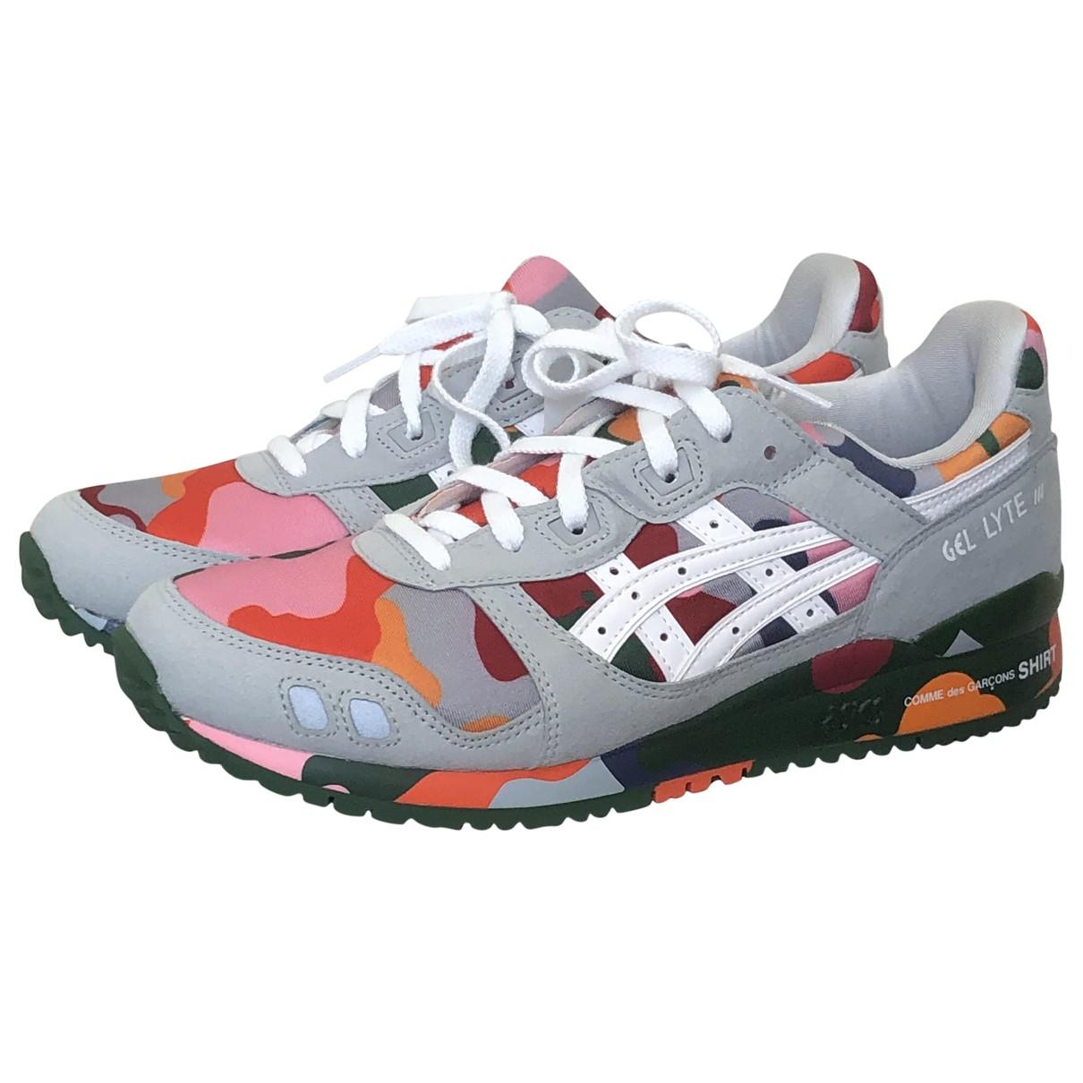 Comme Des Garcons \N Sneakers in  Bunt Leder