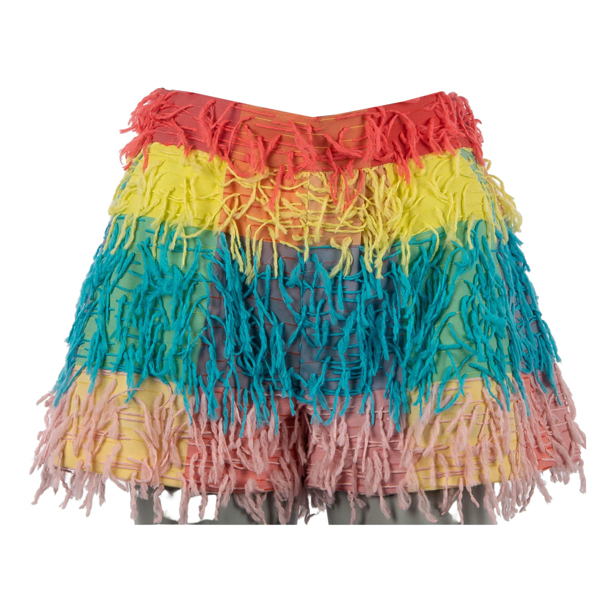 Moschino \N Multicolour Shorts for Women 40 IT