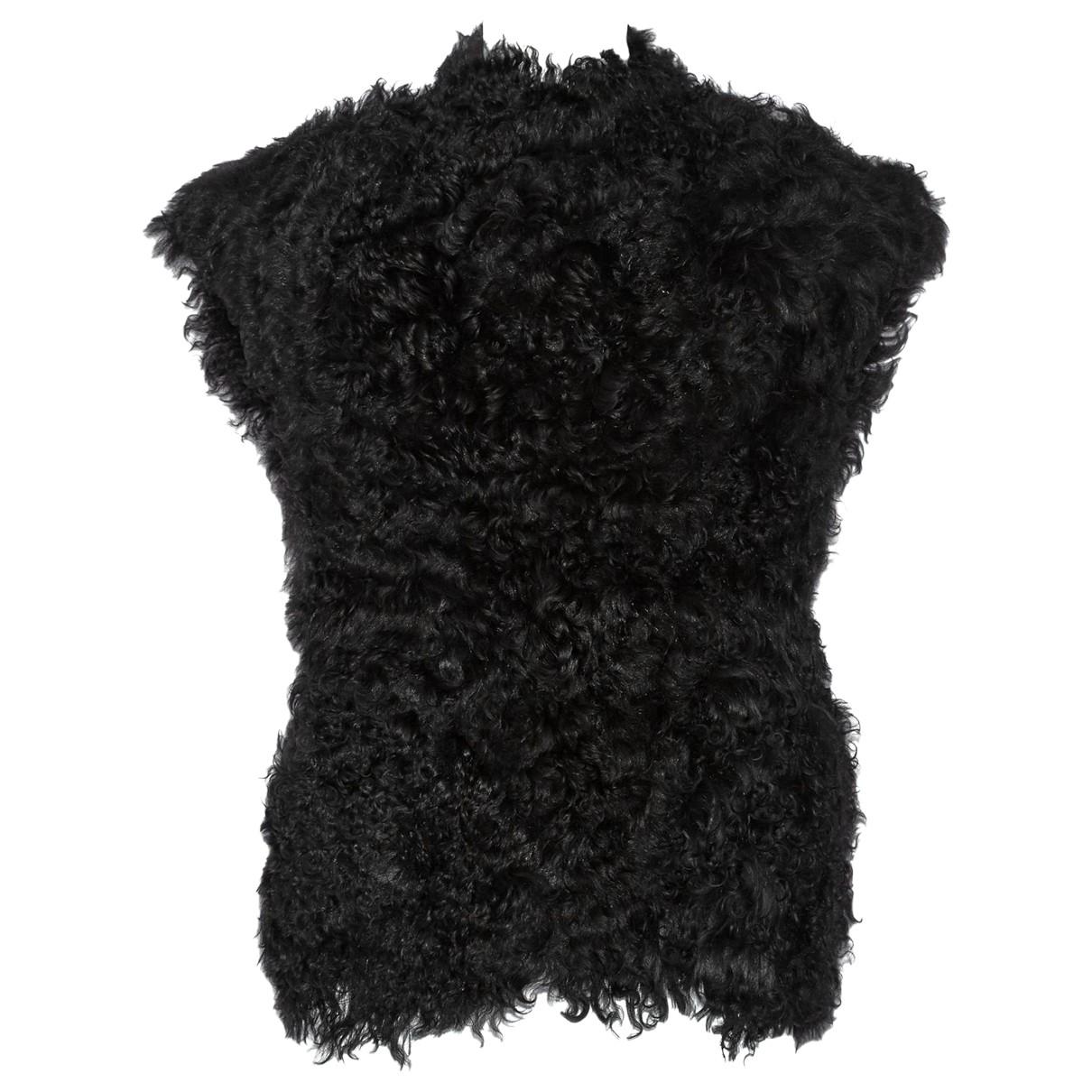 Isabel Marant - Veste   pour femme en mouton - noir