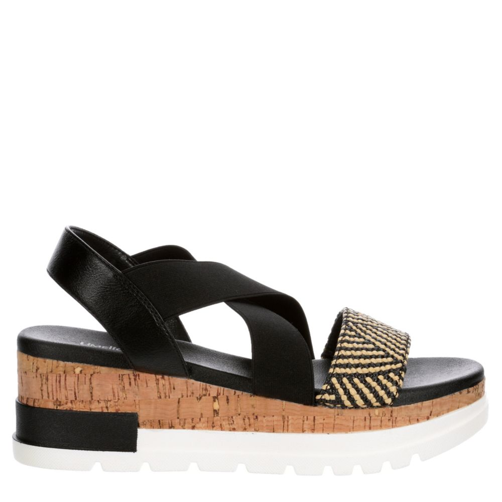 Limelight Womens Camila Wedge Sandal