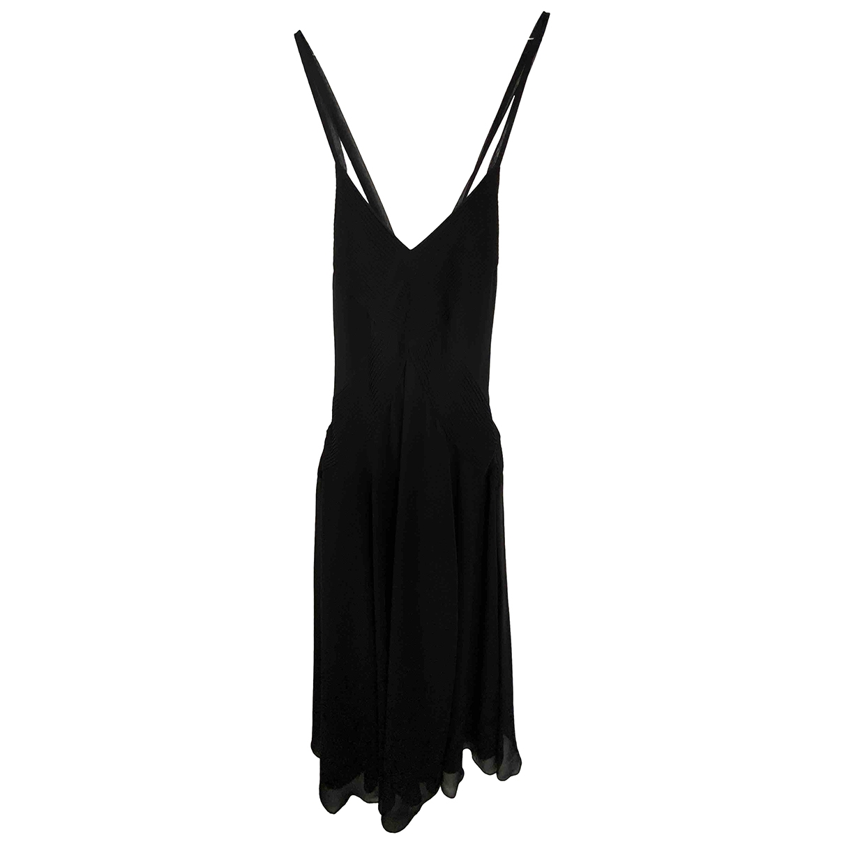 Maxi vestido de Seda Louis Feraud