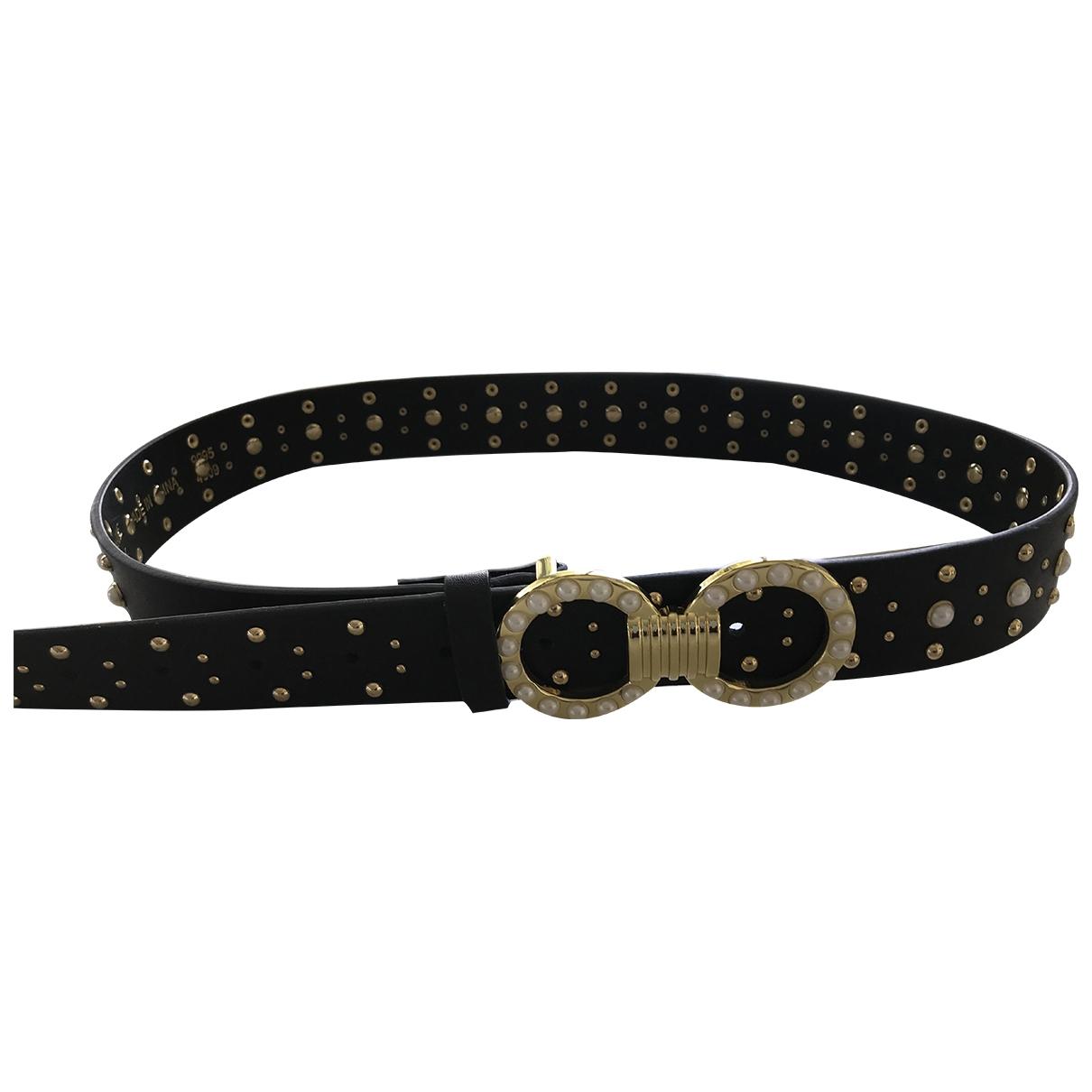 Cinturon de Cuero Topshop