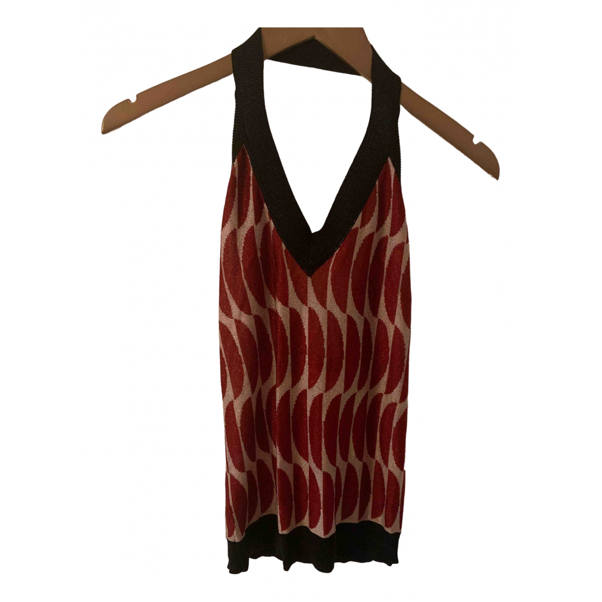 Marni N Red  top for Women 38 IT
