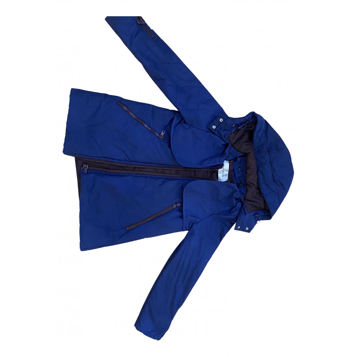 Bimba Y Lola N Blue jacket for Women XS International