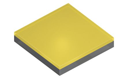 OSRAM Opto Semiconductors 3.2 V White LED 1010 SMD,Osram Opto OSLON® Pure 1010 GW VJLPE1.CM-JGLS-A737-1 (600)