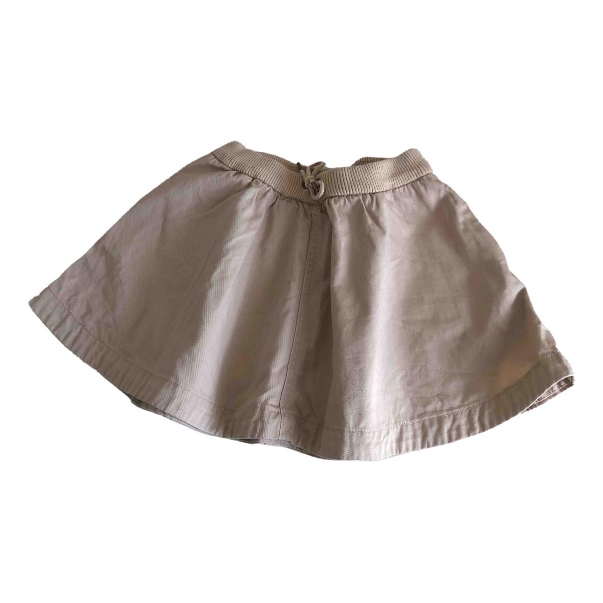 Polo Ralph Lauren \N Rocke in  Beige Baumwolle