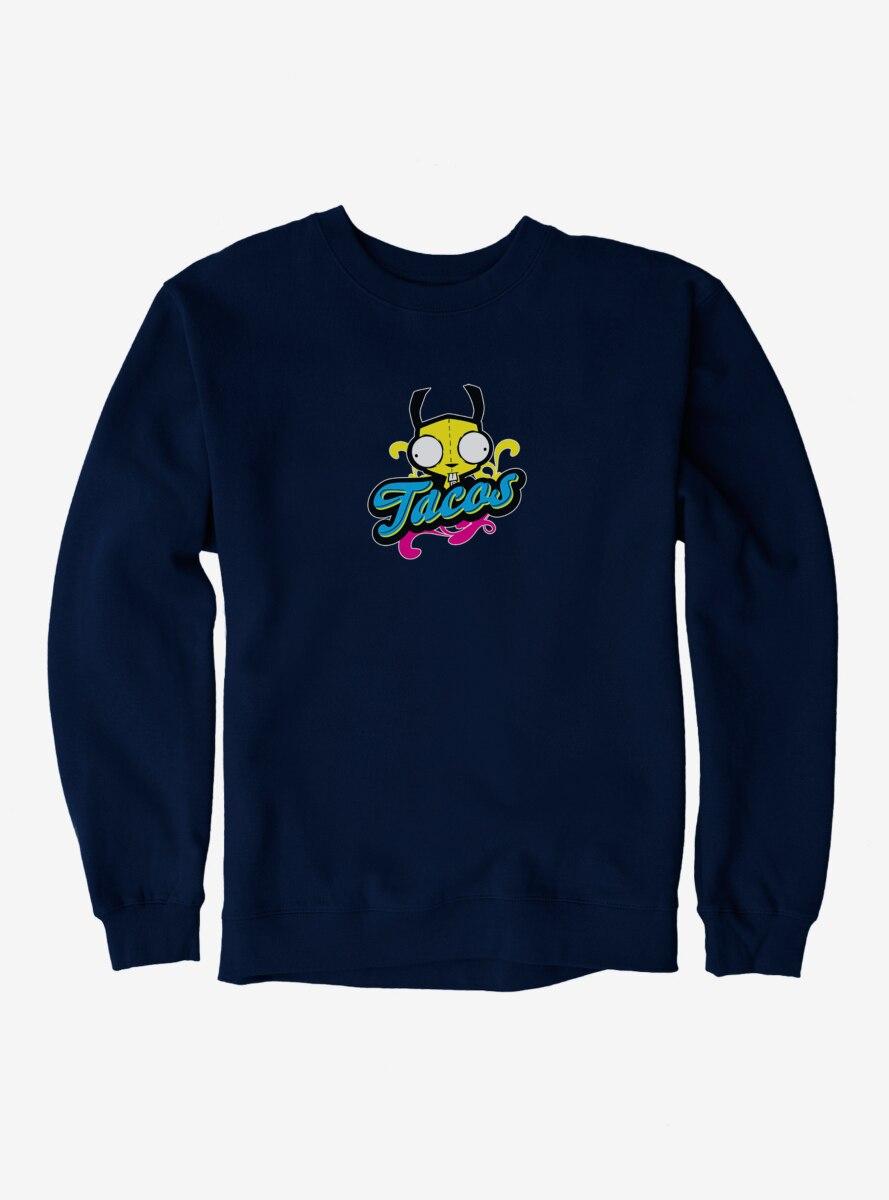 Invader Zim Tacos Sweatshirt