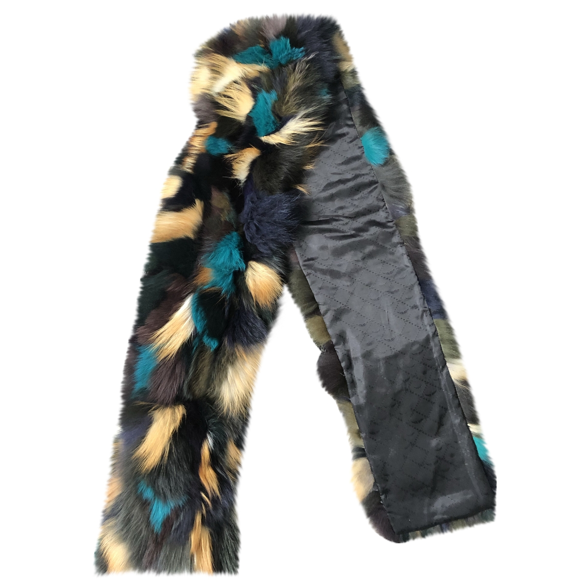 Zadig & Voltaire \N Multicolour Fox scarf for Women \N