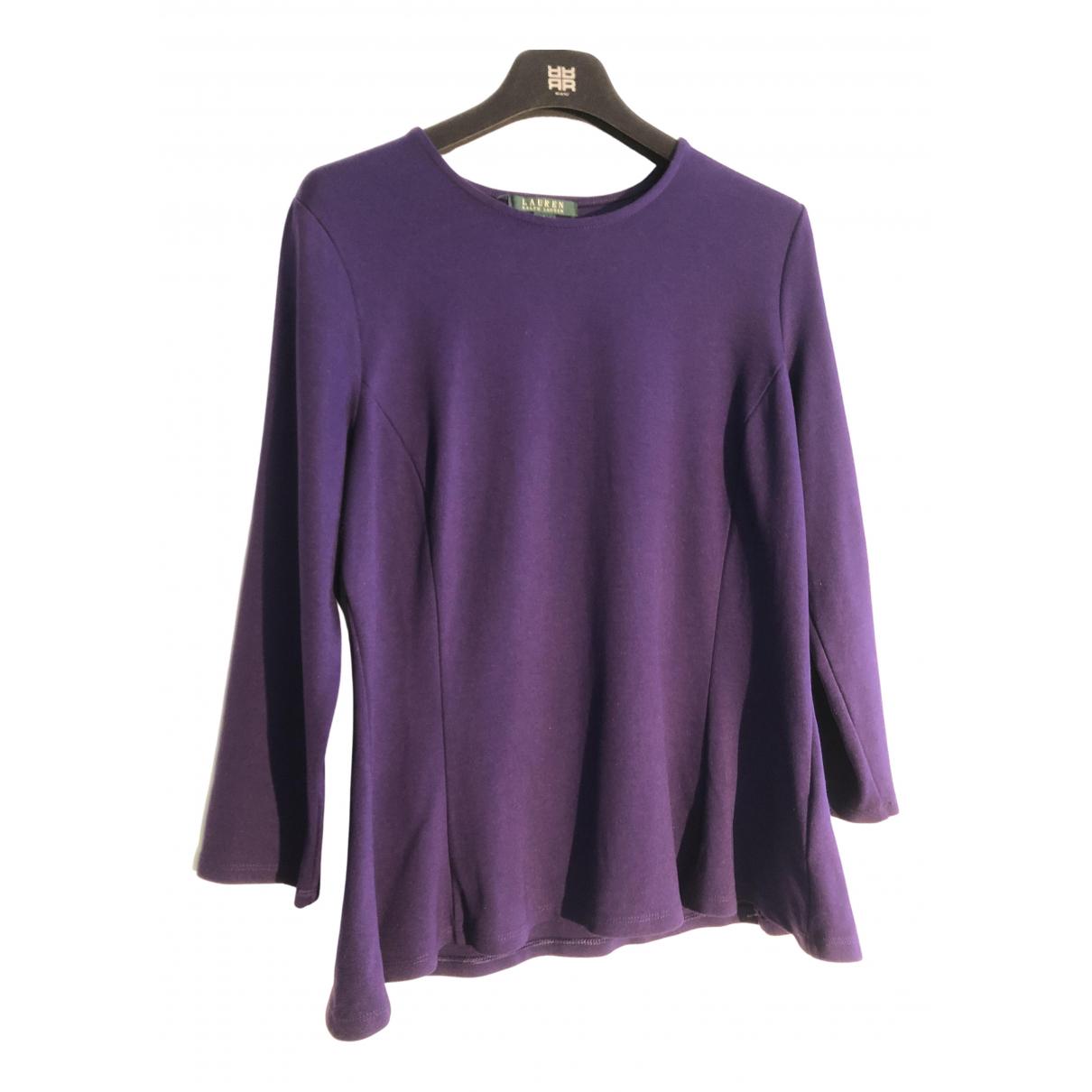 Lauren Ralph Lauren \N Purple  top for Women L International