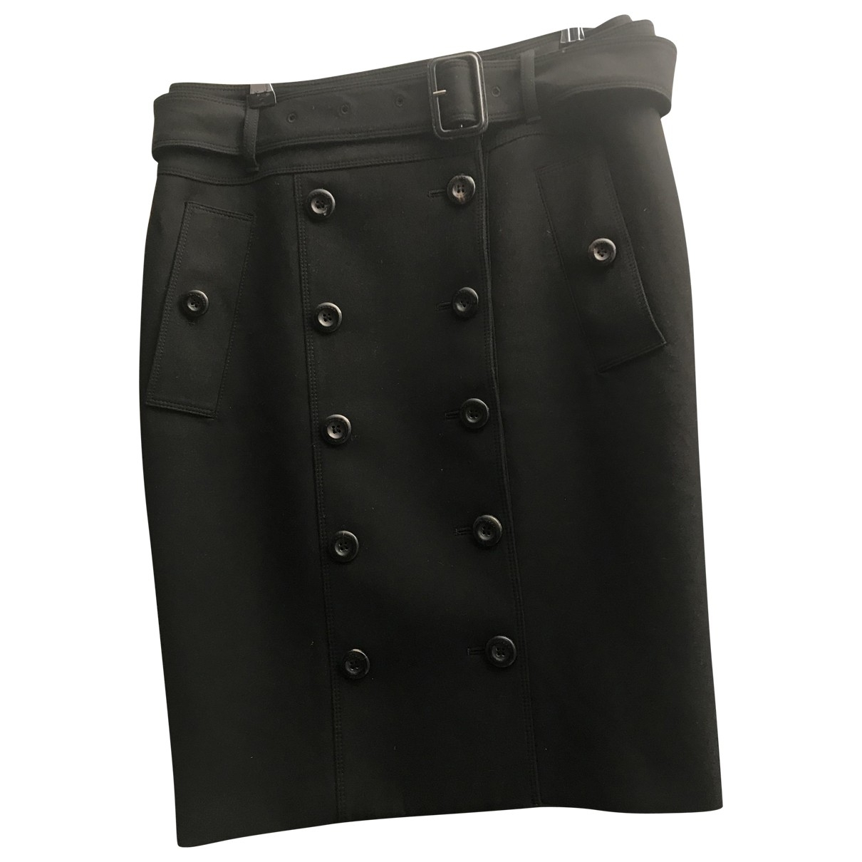 Burberry \N Black skirt for Women 38 FR