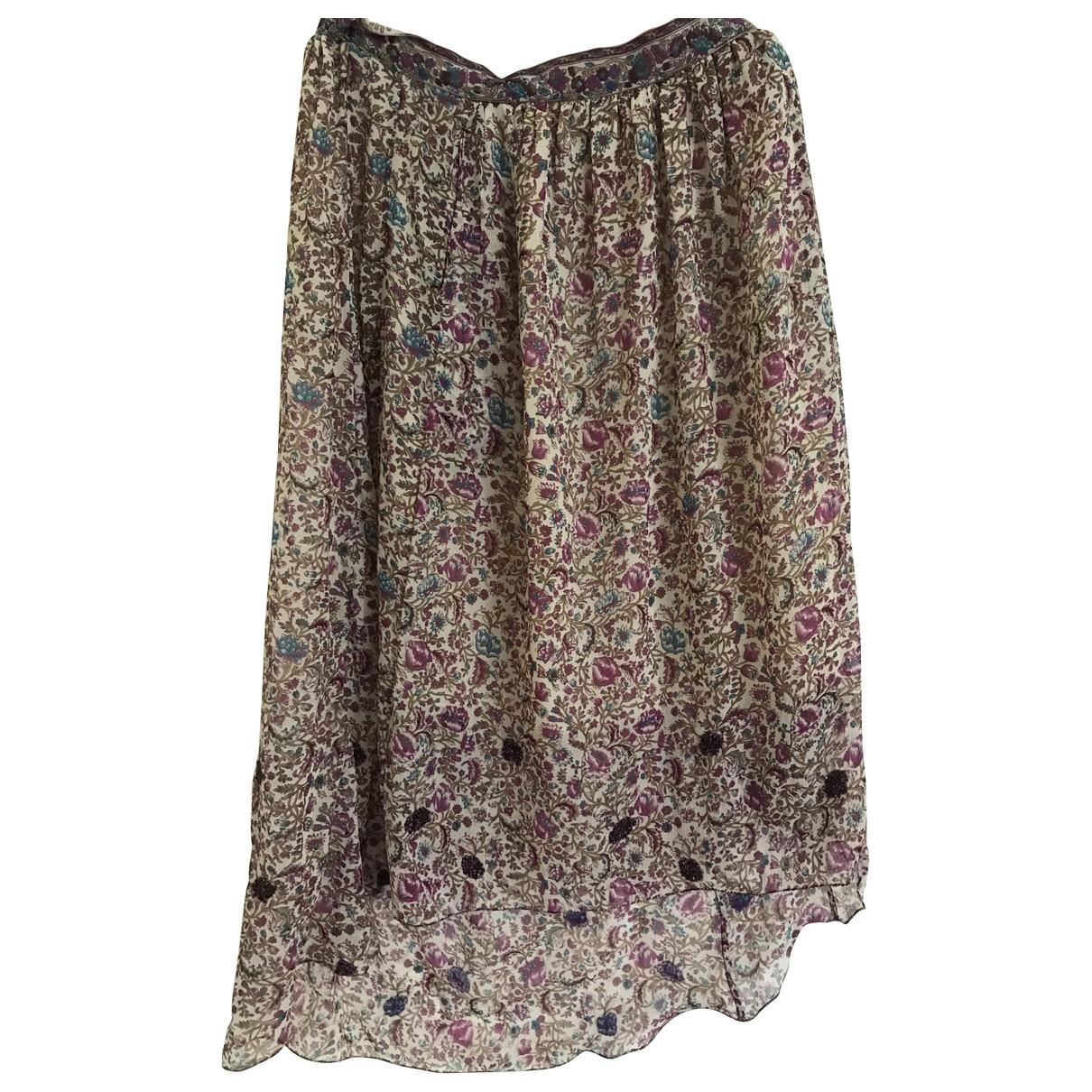 Zadig & Voltaire Spring Summer 2019 Multicolour skirt for Women 38 FR