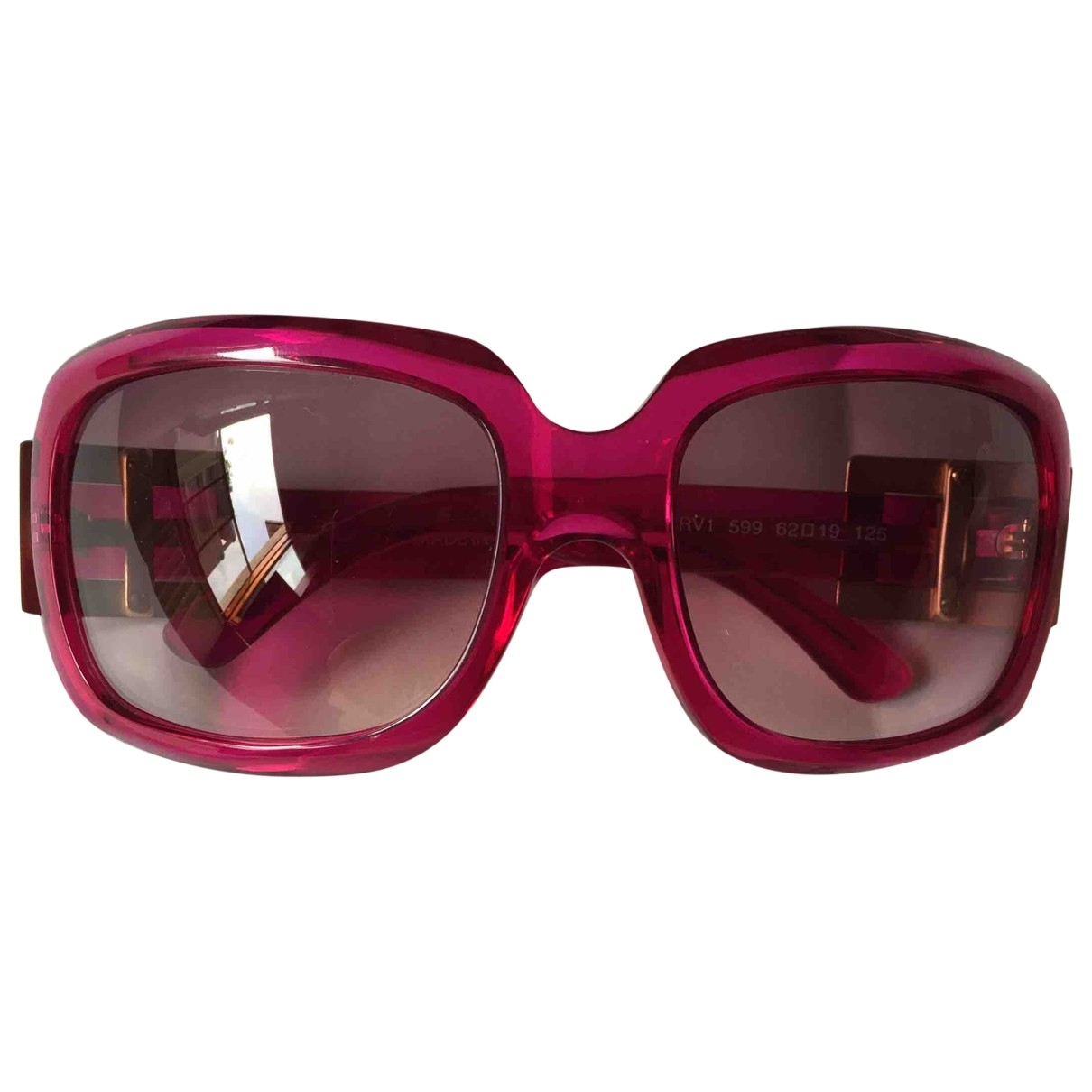 Gafas oversize Roger Vivier