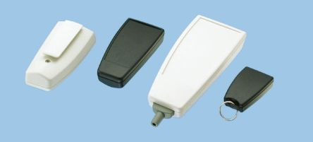 OKW Smart case Red ABS Handheld Enclosure, 140 x 62.7 x 30.5mm