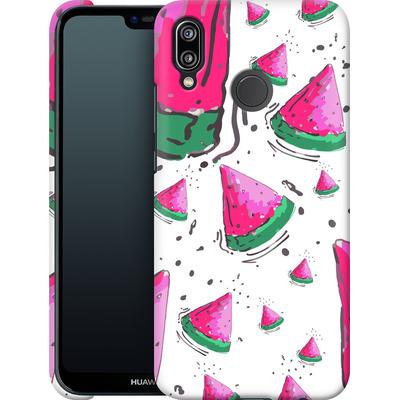 Huawei P20 Lite Smartphone Huelle - Watermelon Crush von Mukta Lata Barua