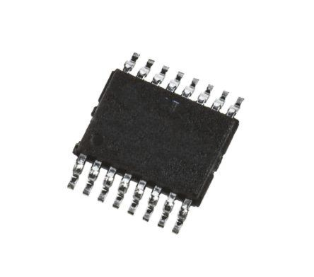Analog Devices ADG804YRMZ-REEL7 , Multiplexer Switch IC, 1.65 → 3.6 V, 10-Pin MSOP (1000)