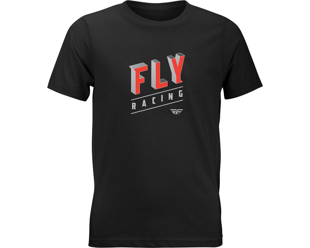 Fly Racing 352-1103YL Youth Glitch Tee