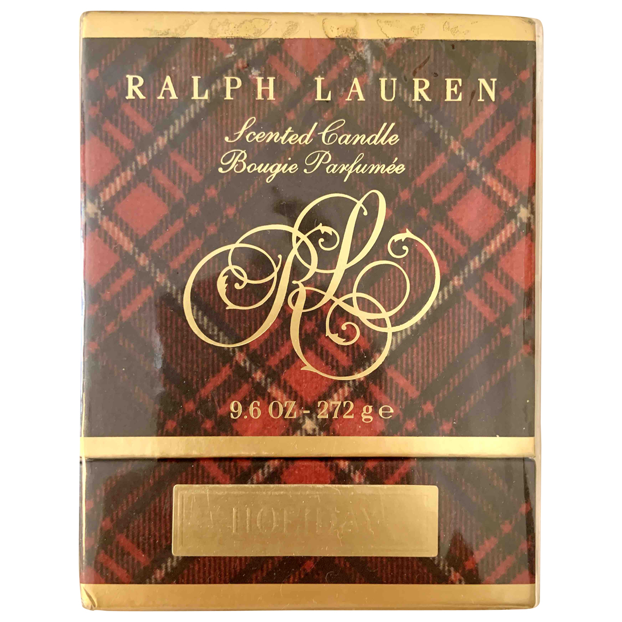 Ralph Lauren \N Burgundy Glass Home decor for Life & Living \N