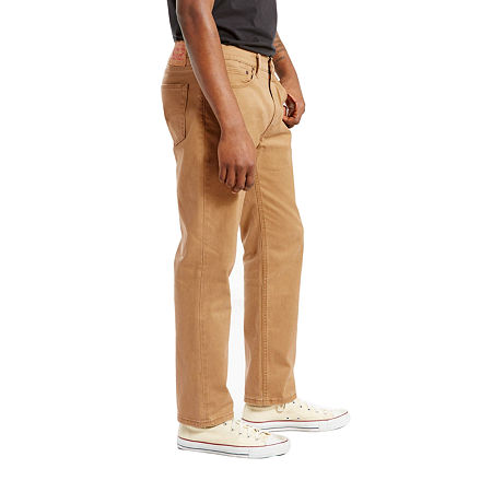 Levi's Mens 541 Tapered Athletic Fit Jean-Big and Tall, 40 36, Beige