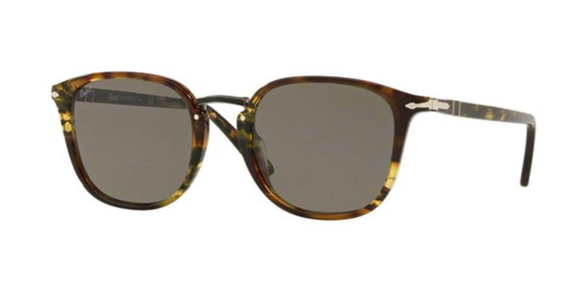 Persol PO3186S 1079R5 Men's Sunglasses Tortoise Size 51