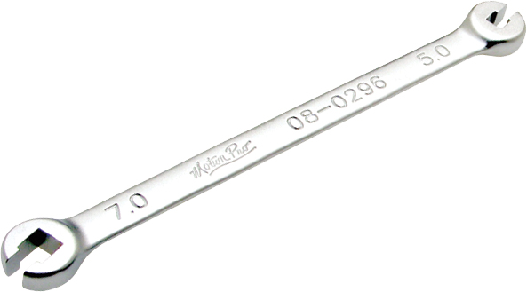 Motion Pro 08-0296 Spoke Wrench 5.0Mm X 7.0Mm 08-0296