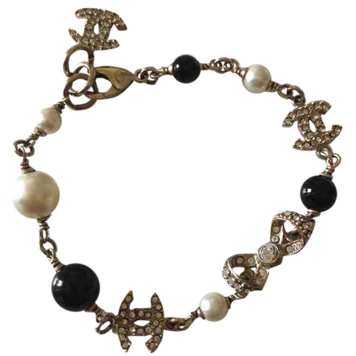 Pulsera de Perlas Chanel