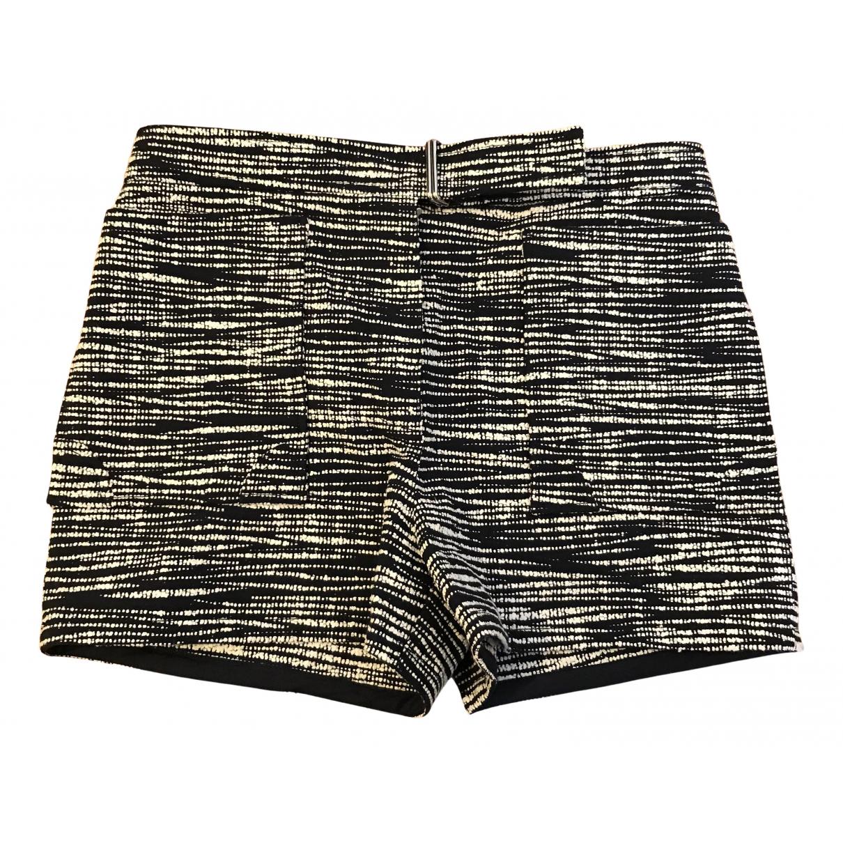 Louis Vuitton - Short   pour femme en coton - noir