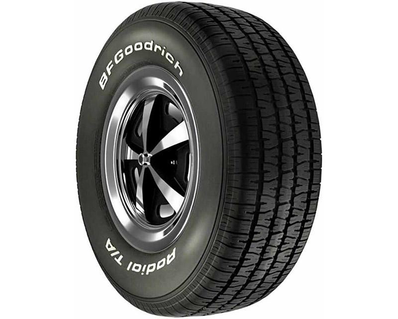 BFGoodrich 94777 Radial T/A Spec P215/70R15 97S Tire