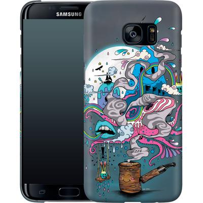 Samsung Galaxy S7 Edge Smartphone Huelle - Pipe Dreams von Mat Miller