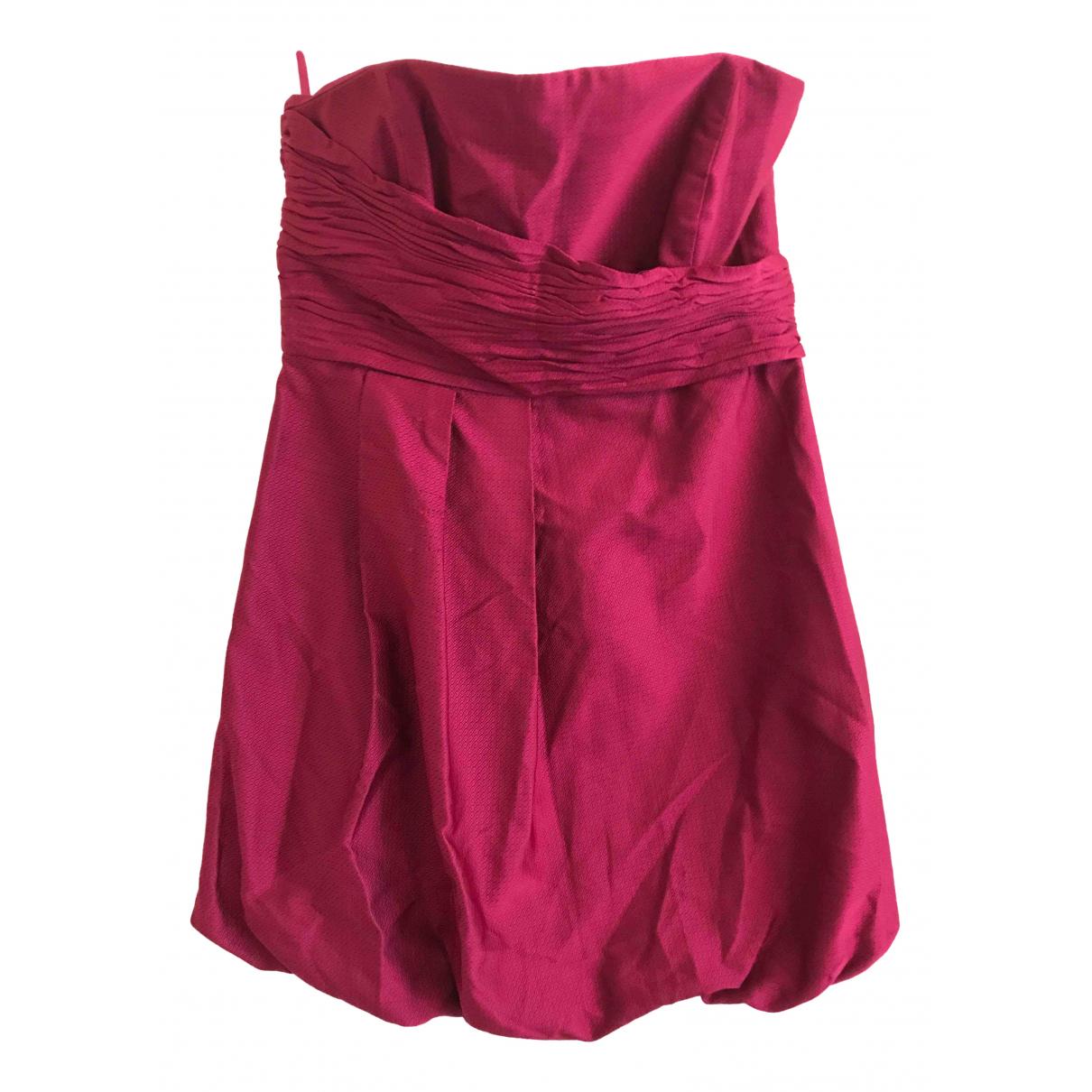 Coast \N Kleid in  Rosa Polyester