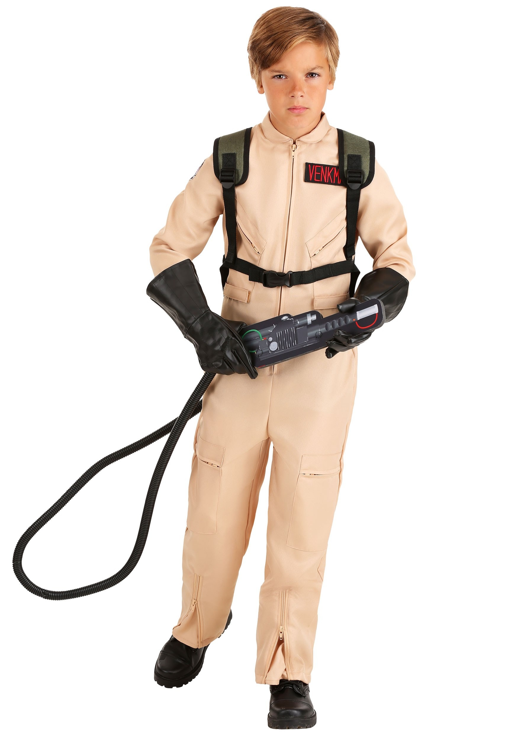 Boys Ghostbusters Deluxe Costume