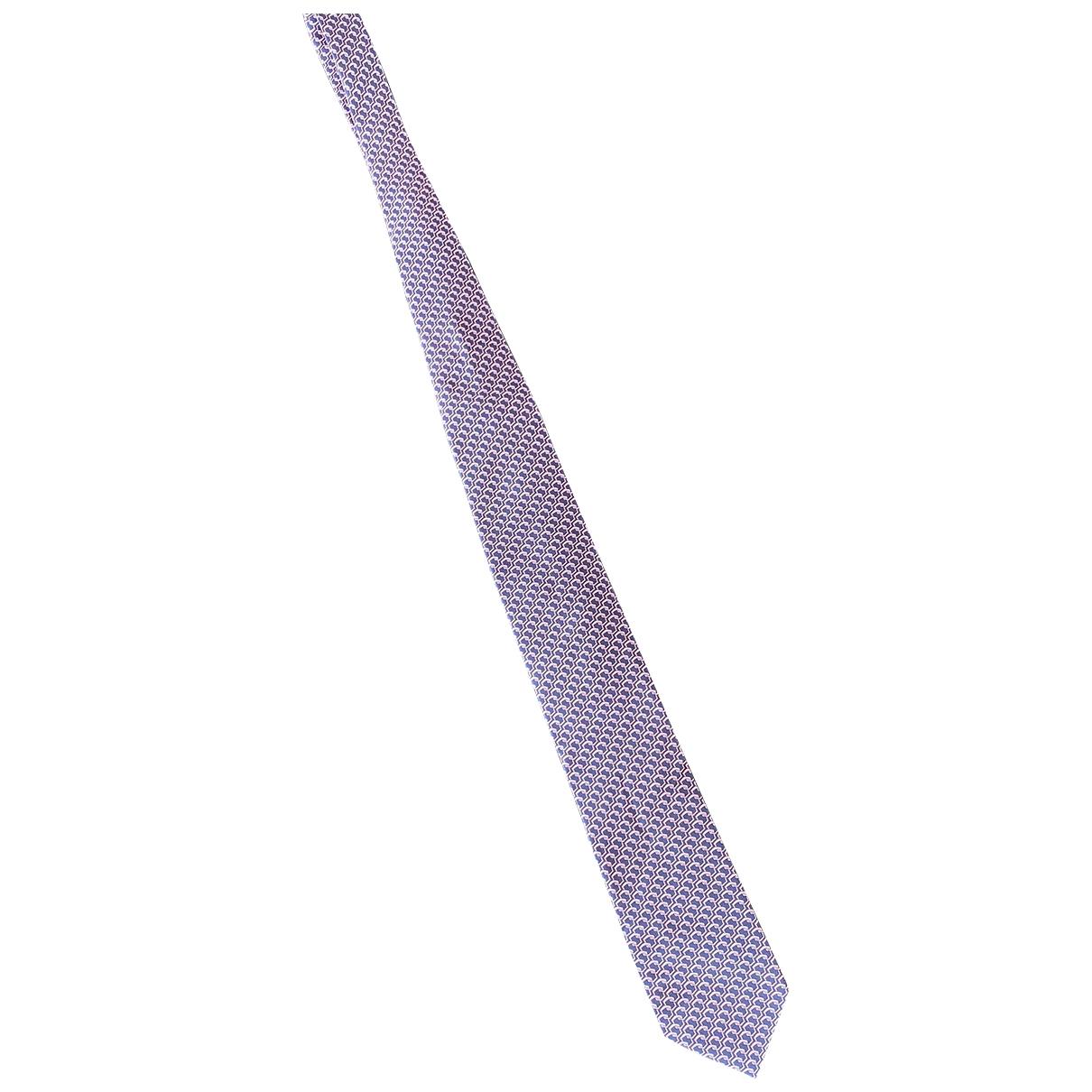 Corbata de Seda Patek Philippe