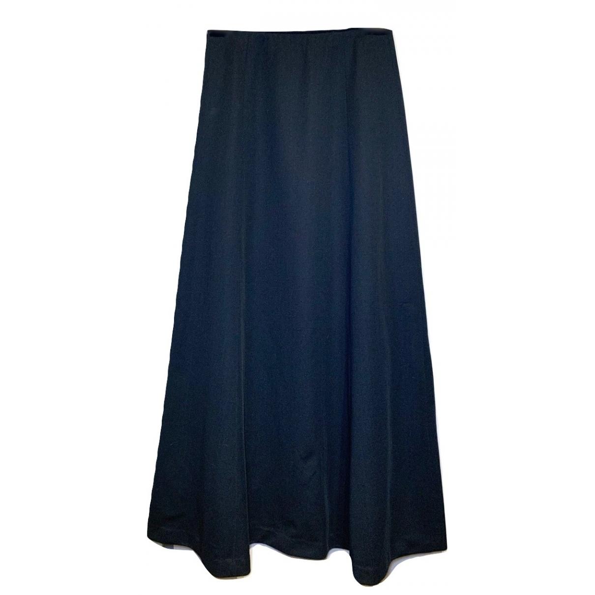 Non Signé / Unsigned \N Black skirt for Women M International
