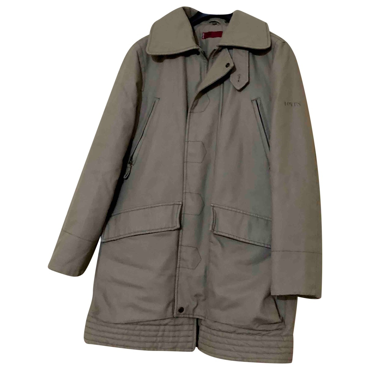 Levi's N Beige Cotton jacket  for Men M International
