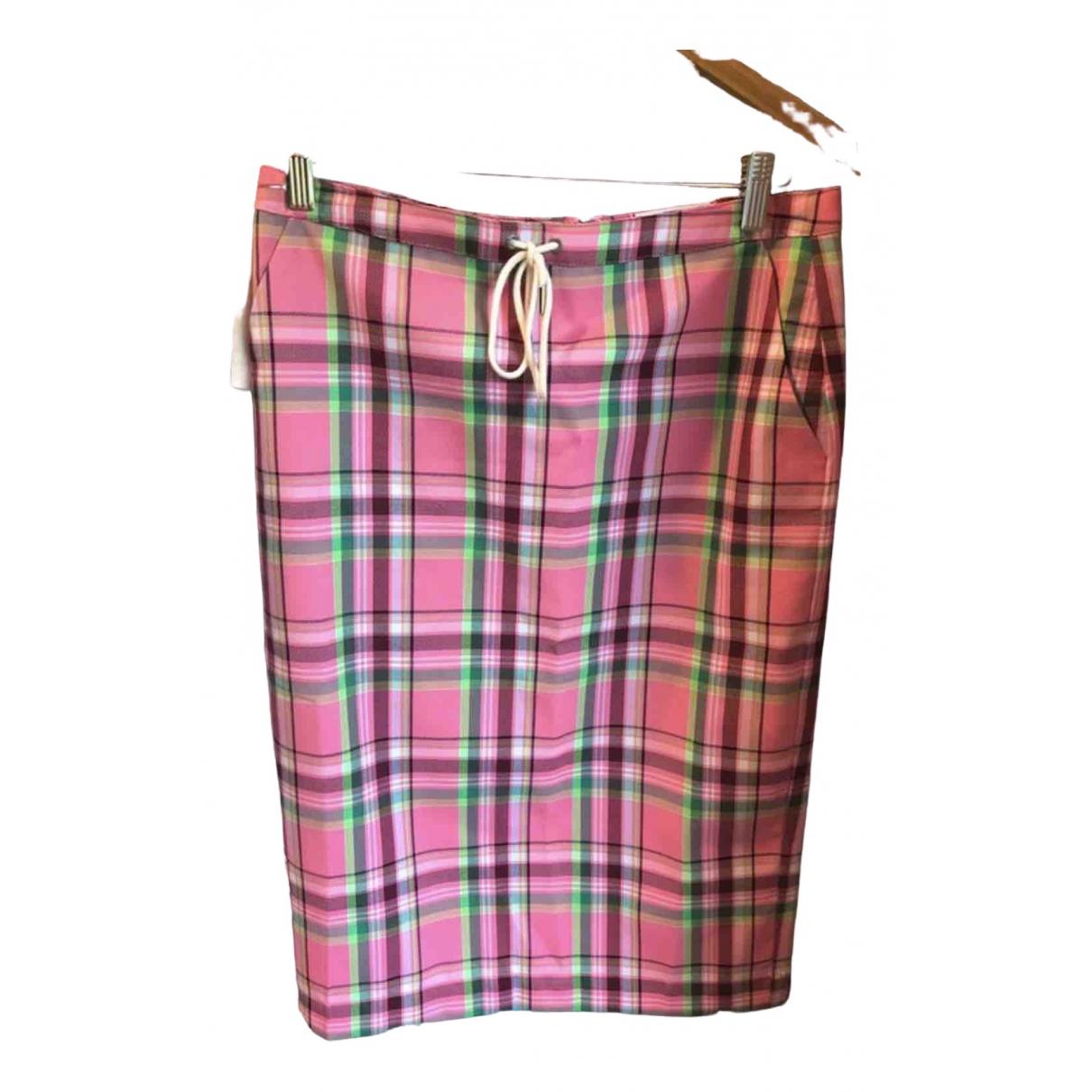 Essentiel Antwerp \N Pink skirt for Women 38 FR