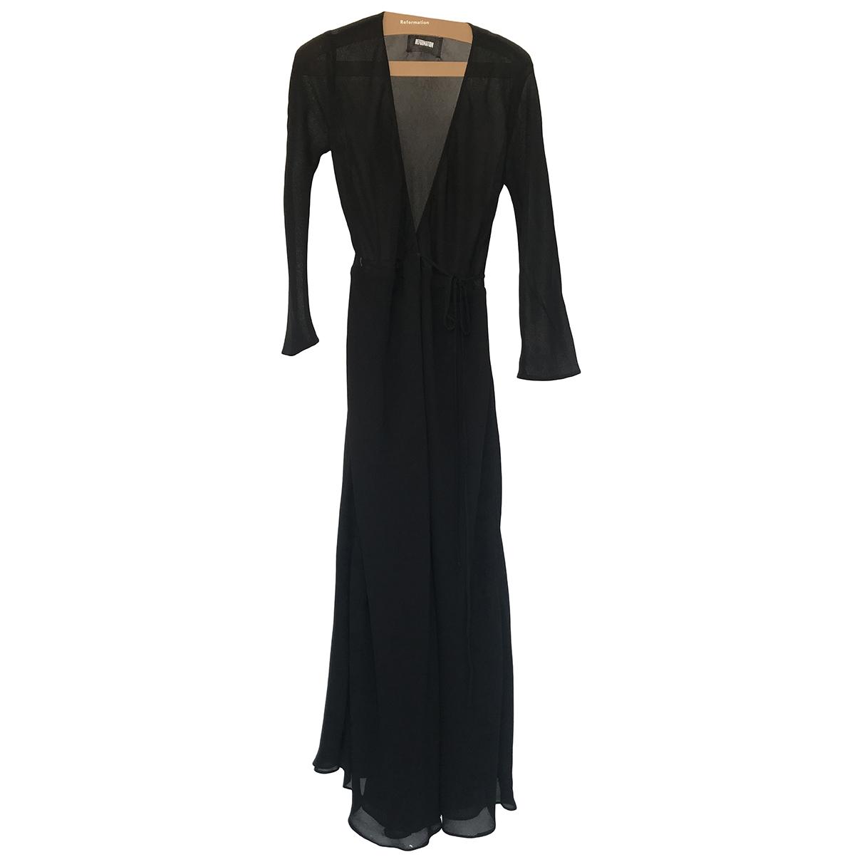 Maxi vestido Reformation