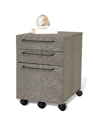 2200 Collection 11-GREY 211 Mobile Pedestal File Cabinet with 2 Drawers in