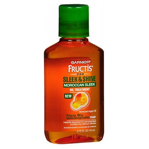 Garnier Fructis Sleek Shine Moroccan Oil Treatment 3.75 oz by Garnier Fructis