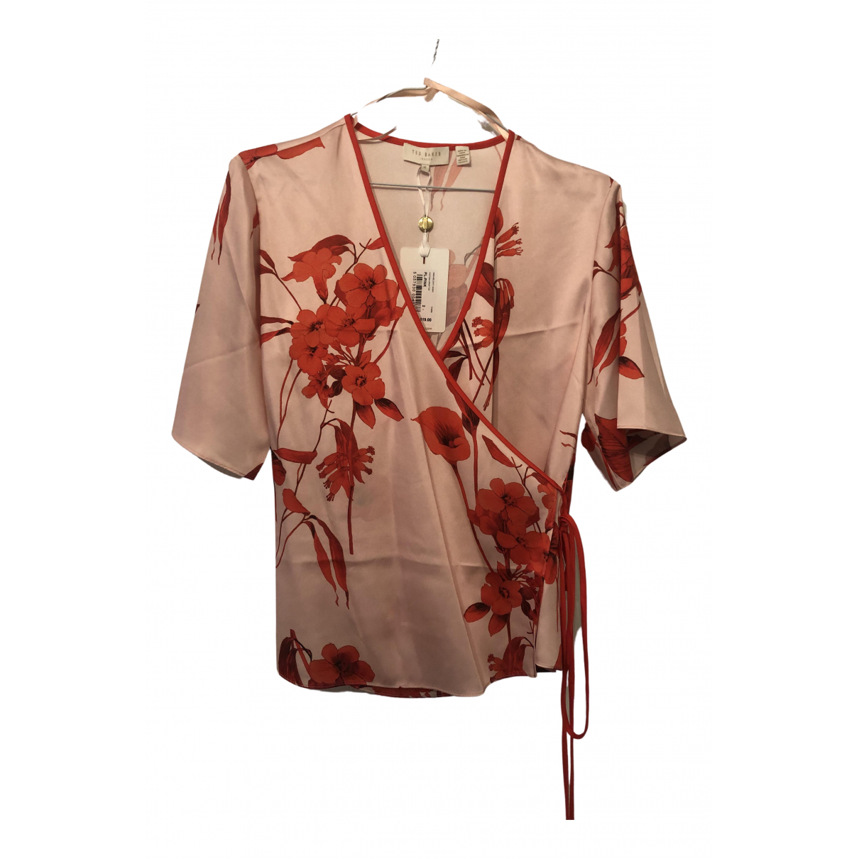 Ted Baker - Top   pour femme - rouge