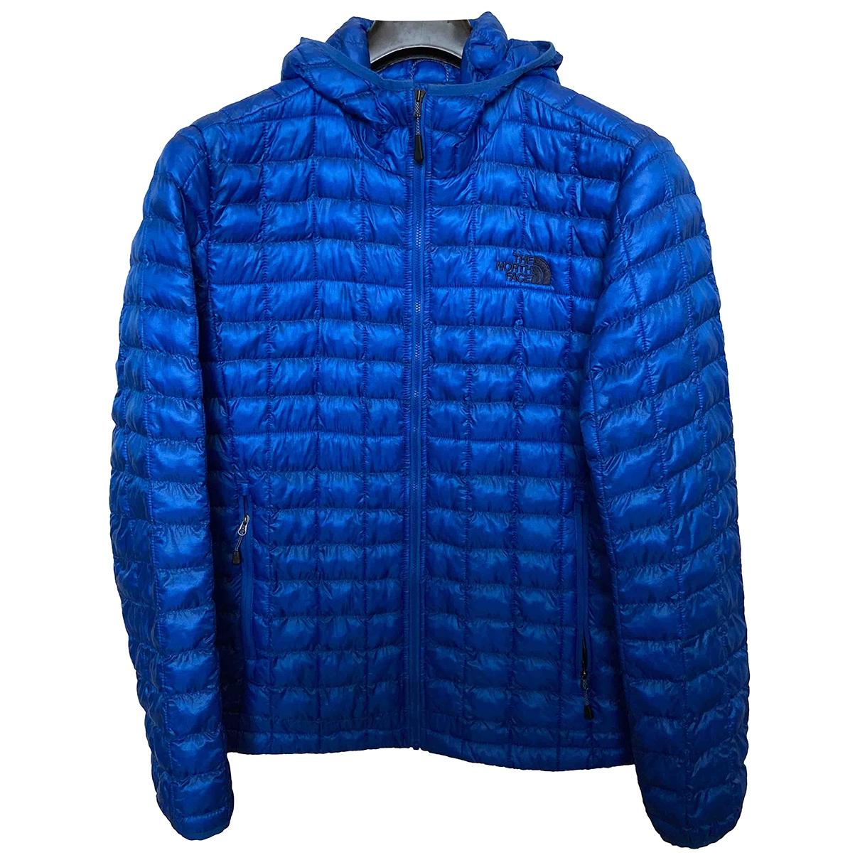 The North Face - Manteau   pour homme - bleu