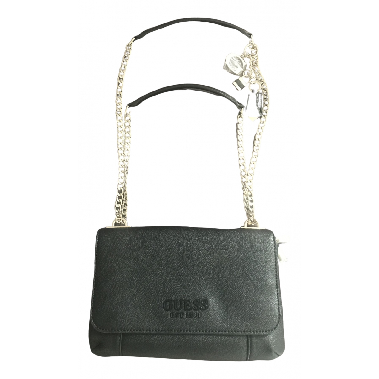 Guess \N Black handbag for Women \N
