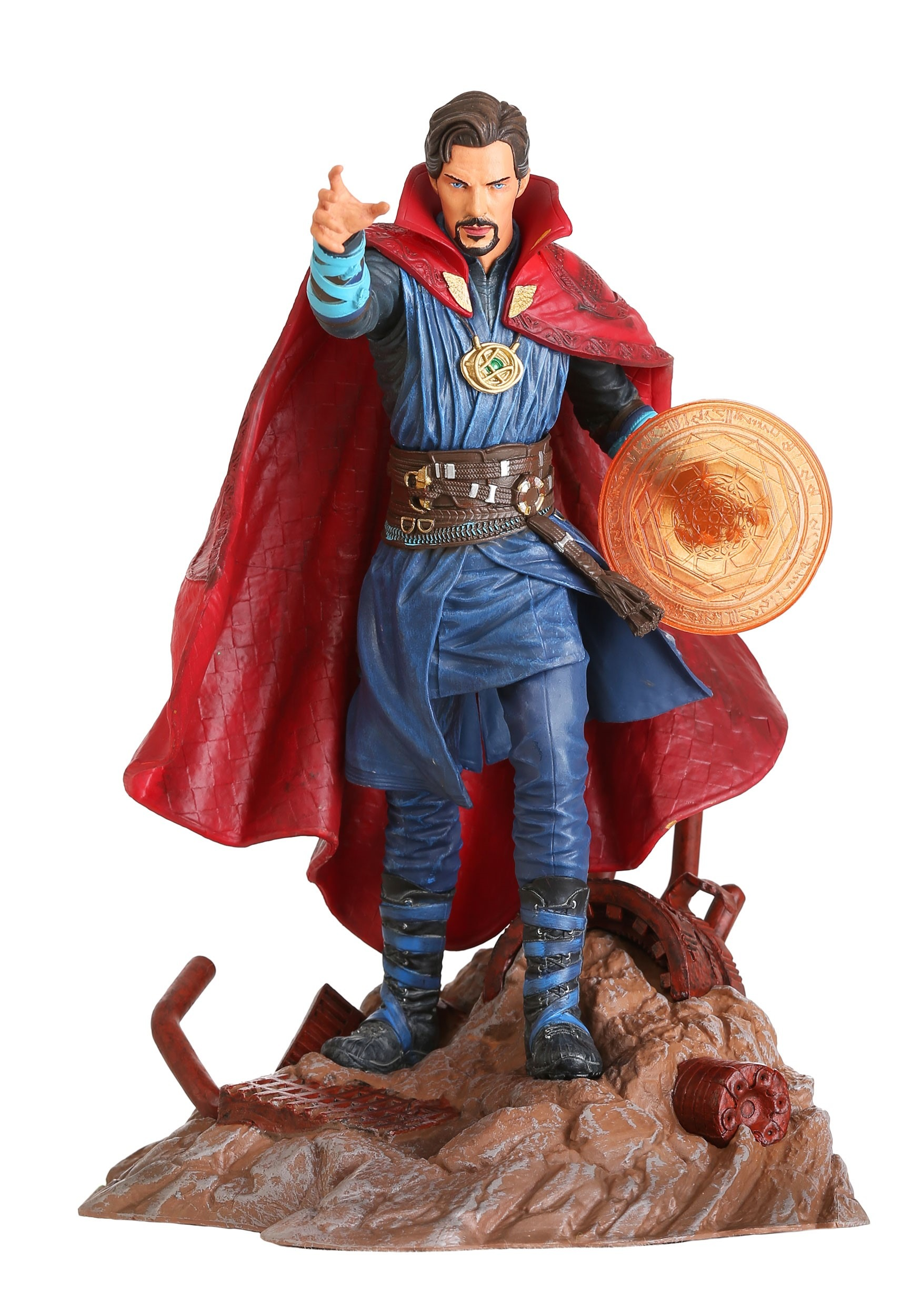 Marvel Gallery Avengers 3 Dr. Strange PVC Statue