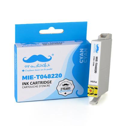 Compatible Epson Stylus Photo R220 Ink Epson T048220 Cyan - Moustache@